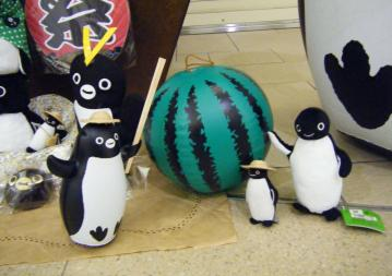 20130720-ICOCA ペンギンさんのさかざきちはる展 (21)-加工