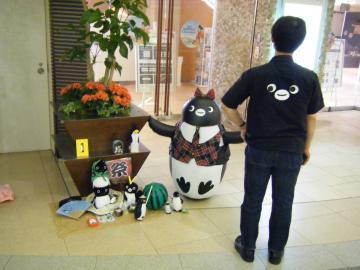 20130720-ICOCA ペンギンさんのさかざきちはる展 (25)-加工