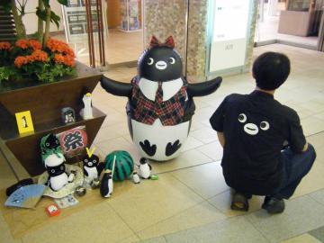 20130720-ICOCA ペンギンさんのさかざきちはる展 (26)-加工