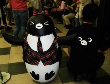 20130720-ICOCA ペンギンさんのさかざきちはる展 (48)-加工