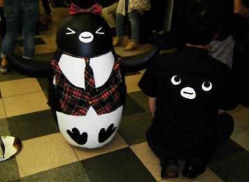 20130720-ICOCA ペンギンさんのさかざきちはる展 (49)-加工
