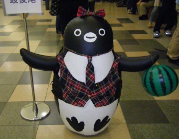20130720-ICOCA ペンギンさんのさかざきちはる展 (56)-加工