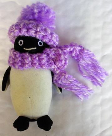 20131028-Suica ペンギン 毛糸の装い (5)-加工