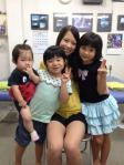 そっぴ~6歳!!キャンプ靴下!!3