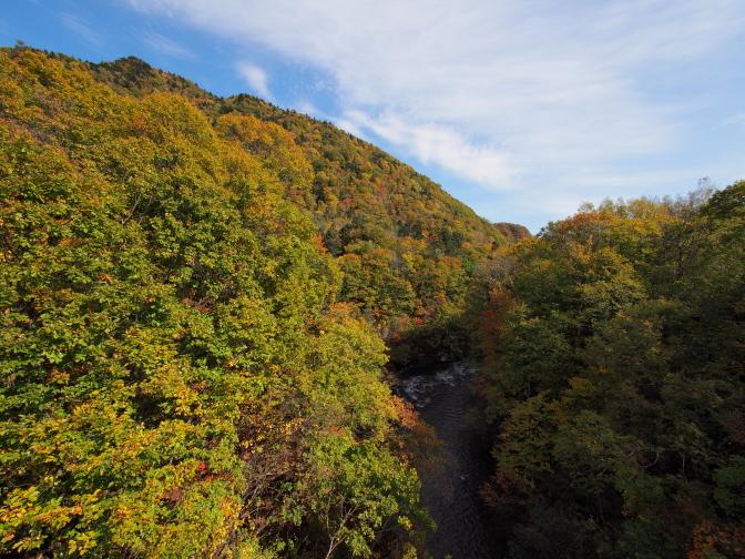 錦橋からの眺め2