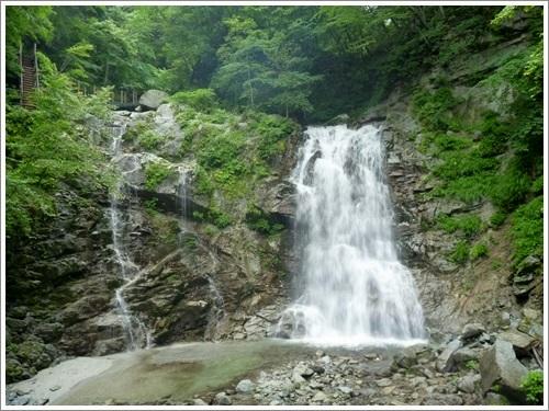 精進ヶ滝22