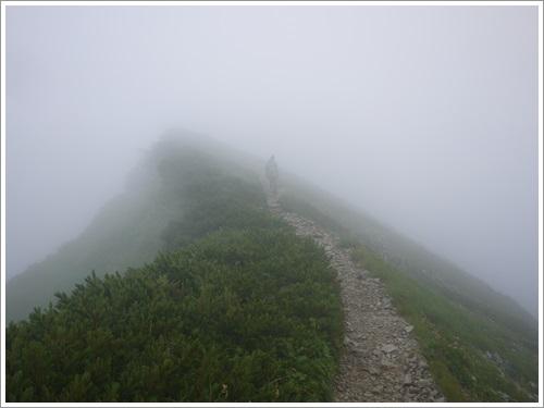 鹿島槍ヶ岳35