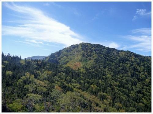 常念岳から蝶ヶ岳へ16