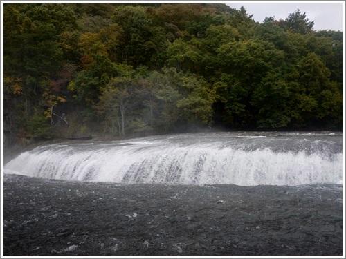 吹割の滝9