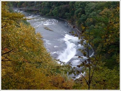 吹割の滝28