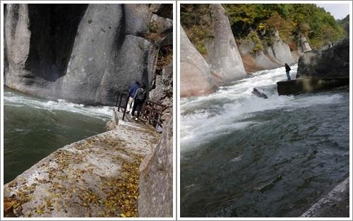 吹割の滝37