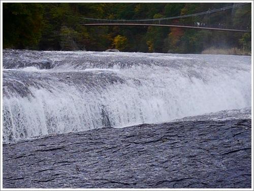 吹割の滝40