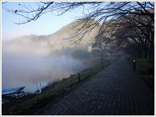 河口湖紅葉祭り27
