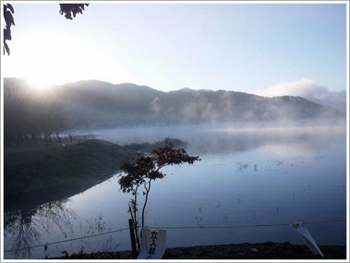 河口湖紅葉祭り32