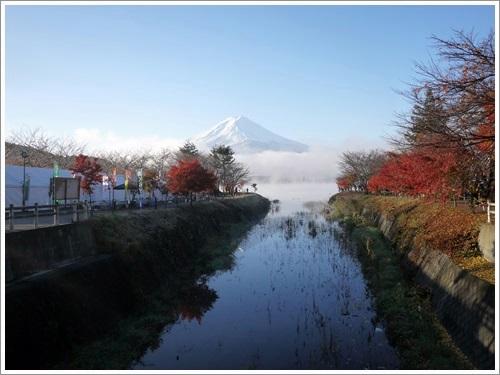 河口湖紅葉祭り44