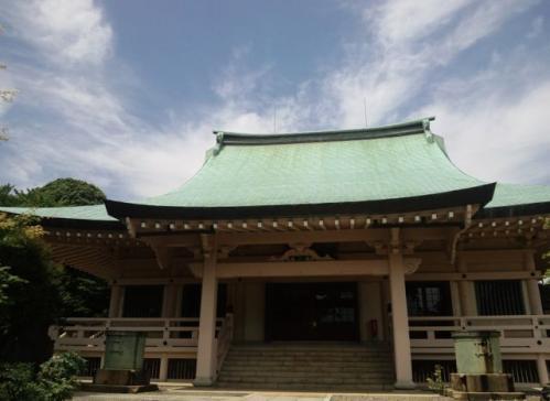豪徳寺(本堂)