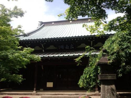 豪徳寺(仏殿)