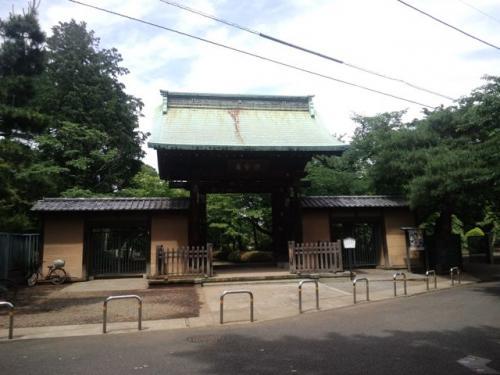 豪徳寺(山門)