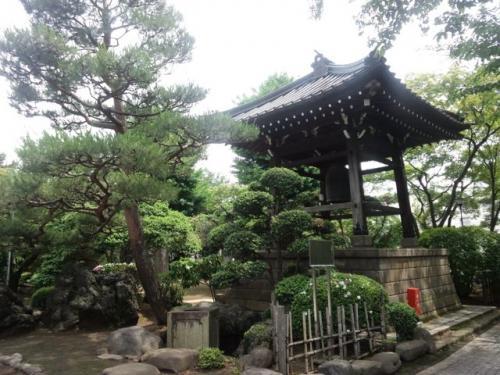豪徳寺(梵鐘)