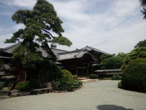 豪徳寺(受付?)