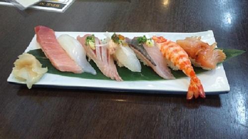 壱兜さん(お寿司)