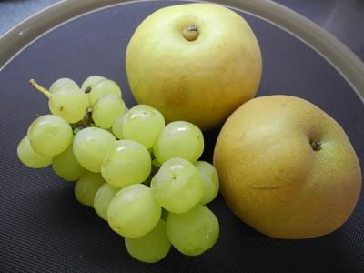 20130914差し入れ果物