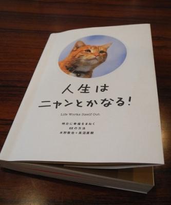 20131111人生はニャンとかなる本