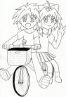 自転車エリキャロ