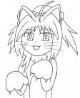 ネコちゃんキャロ
