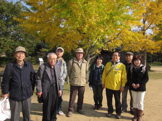 11月16日山陵会播磨・兵庫県立博物館 004