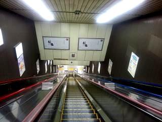 20130316新橋駅