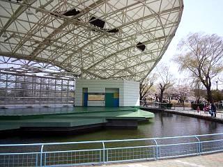 開成山公園・大神宮の桜(その4)