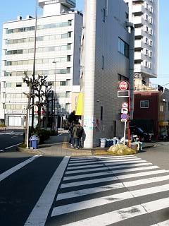 20130302ラーメン二郎三田本店(その1)