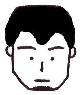 塾長似顔絵3