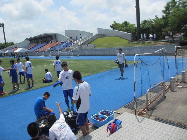 県トップリーグ後期第2節  航空vs松任 010