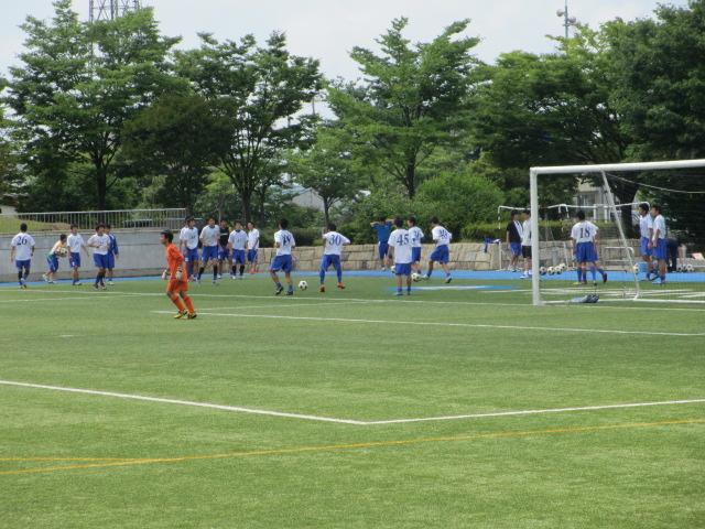 県トップリーグ後期第2節  航空vs松任 030