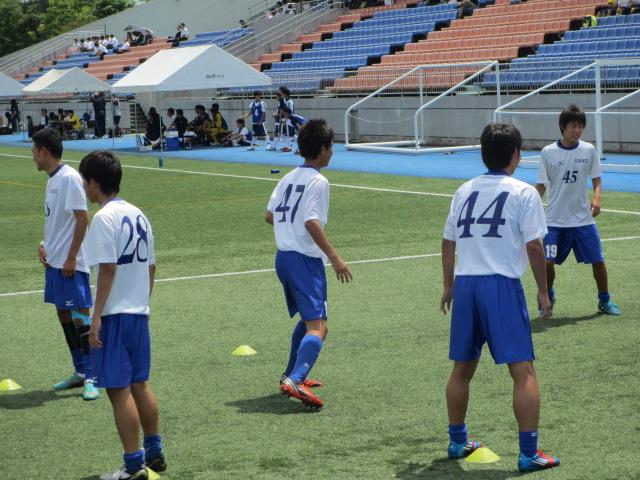 県トップリーグ後期第2節  航空vs松任 028