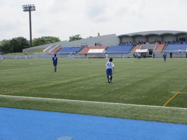 県トップリーグ後期第2節  航空vs松任 035