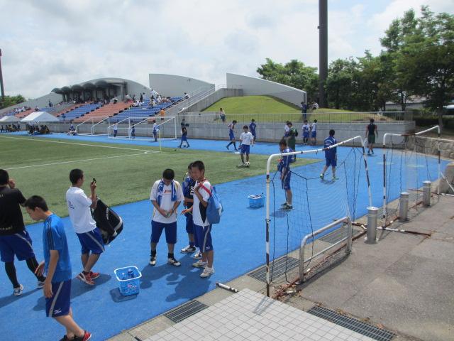 県トップリーグ後期第2節  航空vs松任 031