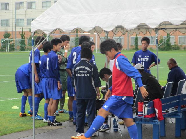 選手権石川県大会予選リーグ  航空vs津幡 099
