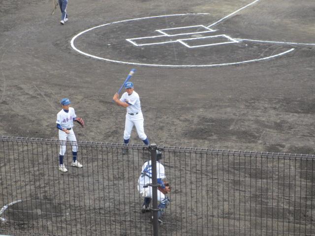北信越高校野球石川県大会  航空vs泉丘 001