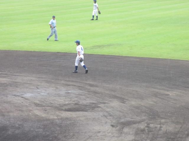 北信越高校野球石川県大会  航空vs泉丘 011