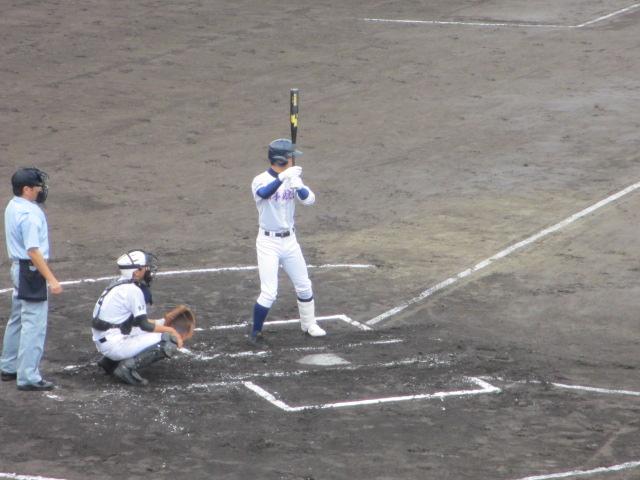 北信越高校野球石川県大会  航空vs泉丘 037
