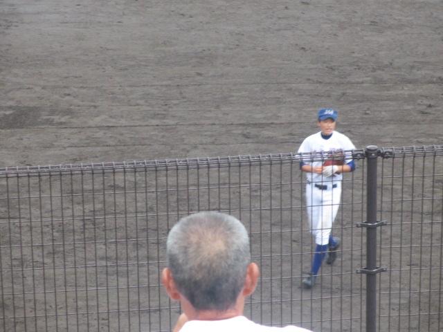 北信越高校野球石川県大会  航空vs泉丘 065