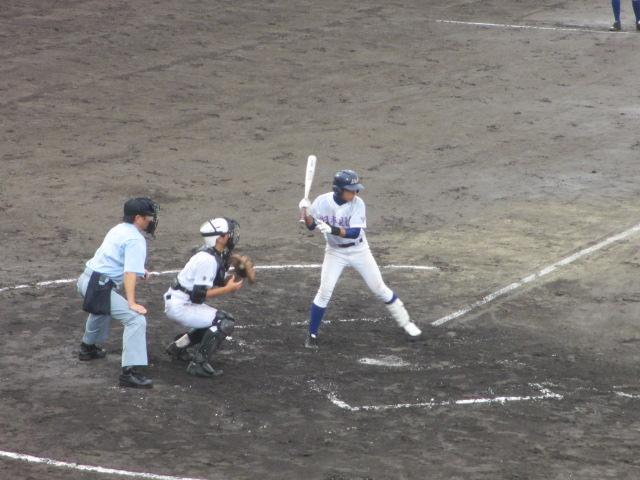 北信越高校野球石川県大会  航空vs泉丘 095