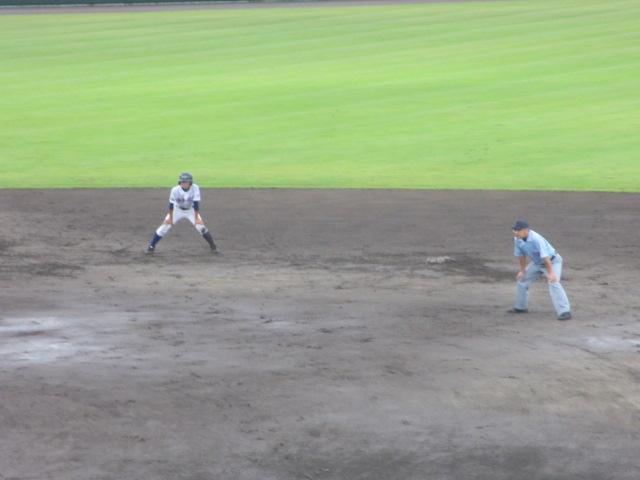 北信越高校野球石川県大会  航空vs泉丘 103