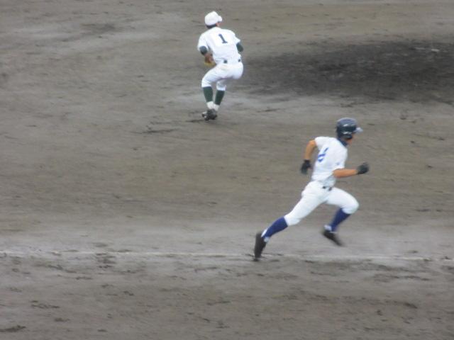 北信越高校野球石川県大会  航空vs泉丘 101