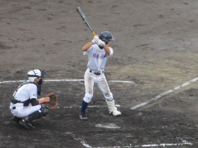 北信越高校野球石川県大会  航空vs泉丘 106