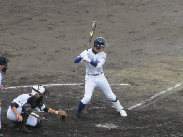 北信越高校野球石川県大会  航空vs泉丘 115