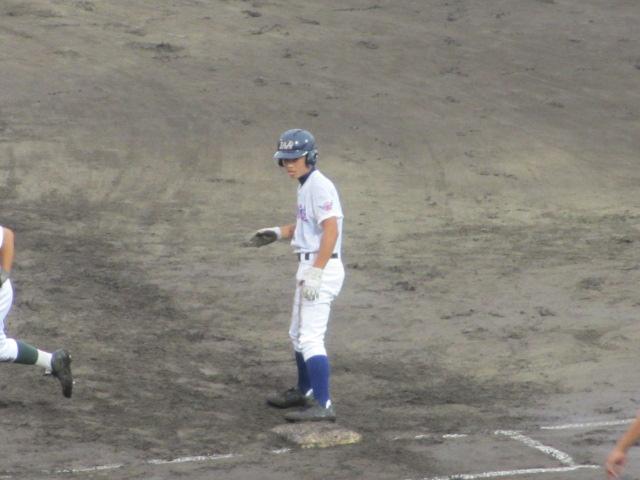 北信越高校野球石川県大会  航空vs泉丘 112